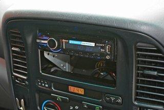 2000 Toyota Landcruiser GXL Wagon.