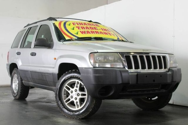 Discounted Used Jeep Grand Cherokee Laredo (4x4), Underwood, 2003 Jeep Grand Cherokee Laredo (4x4) Wagon