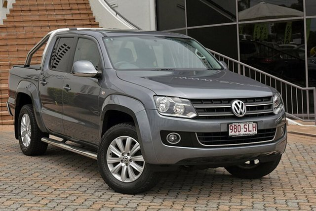 Discounted Used Volkswagen Amarok TDI420 4Motion Perm, Southport, 2012 Volkswagen Amarok TDI420 4Motion Perm Cab Chassis