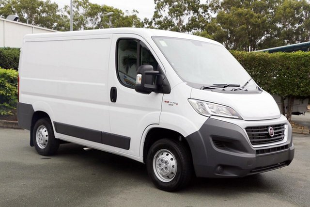 Demonstrator, Demo, Near New Fiat Ducato Low Roof SWB, Acacia Ridge, 2016 Fiat Ducato Low Roof SWB Series 6 Van