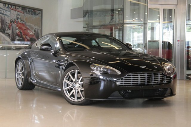 Discounted Used Aston Martin V8 Vantage Sportshift II, Waterloo, 2015 Aston Martin V8 Vantage Sportshift II Coupe