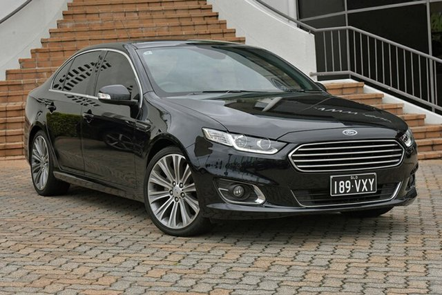 Discounted Used Ford Falcon G6E Turbo, Southport, 2015 Ford Falcon G6E Turbo Sedan