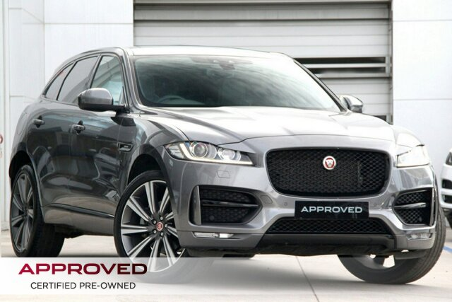 Discounted Demonstrator, Demo, Near New Jaguar F-PACE 35t AWD S, Gardenvale, 2017 Jaguar F-PACE 35t AWD S Wagon