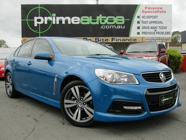 Used Holden Commodore SV6, Loganholme, 2015 Holden Commodore SV6 Sedan