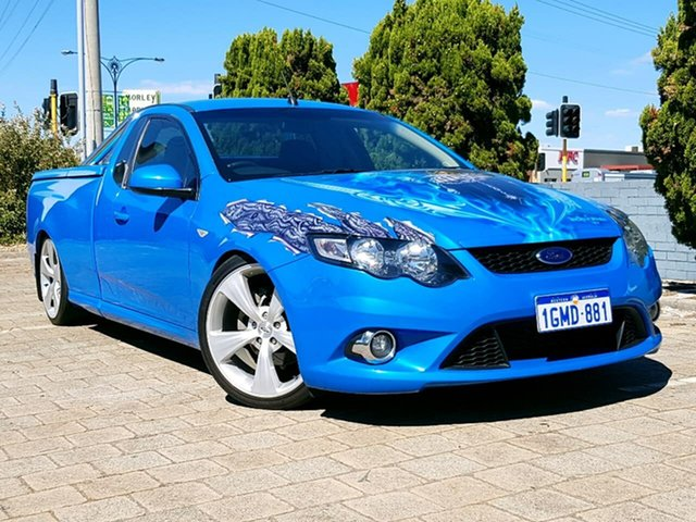 Used Ford Falcon XR8 Ute Super Cab, Morley, 2008 Ford Falcon XR8 Ute Super Cab Utility