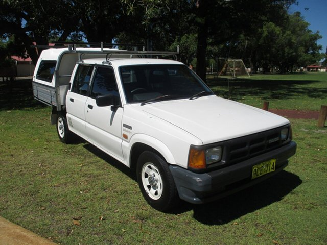 Used Mazda B2600 Bravo, Victoria Park, 1995 Mazda B2600 Bravo Dual Cab