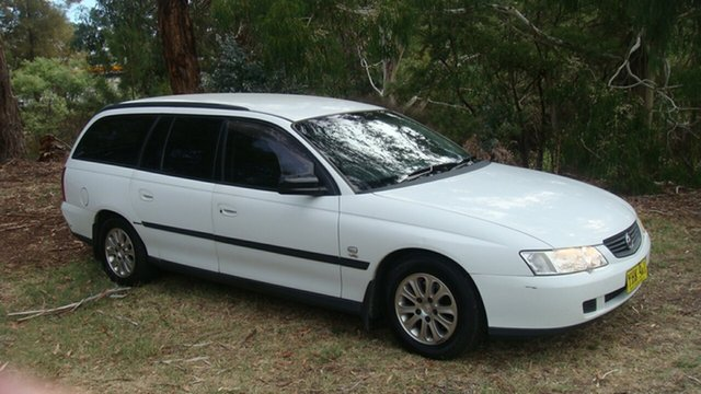 Used Holden Commodore Executive, Queanbeyan, 2002 Holden Commodore Executive Wagon