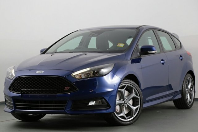 Discounted New Ford Focus ST, Narellan, 2017 Ford Focus ST Hatchback