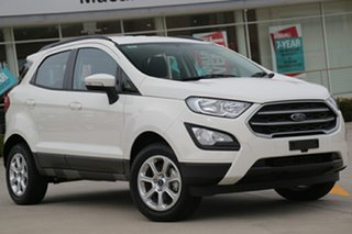 2018 Ford Ecosport Trend SUV.