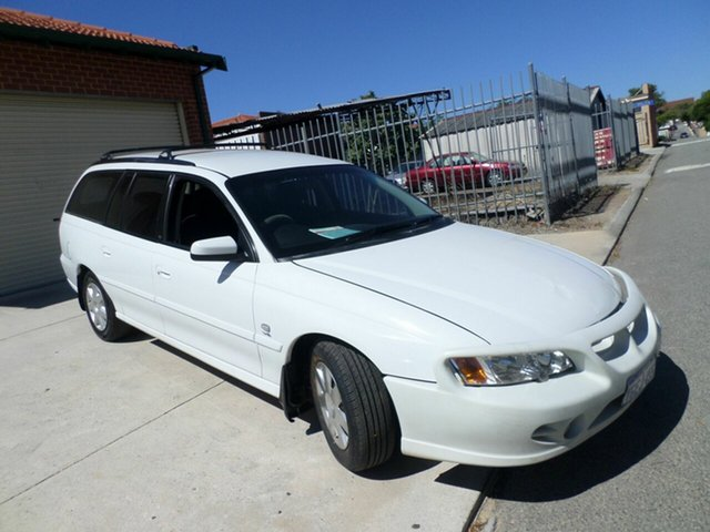 Used Holden Commodore Acclaim, Mount Lawley, 2004 Holden Commodore Acclaim Wagon