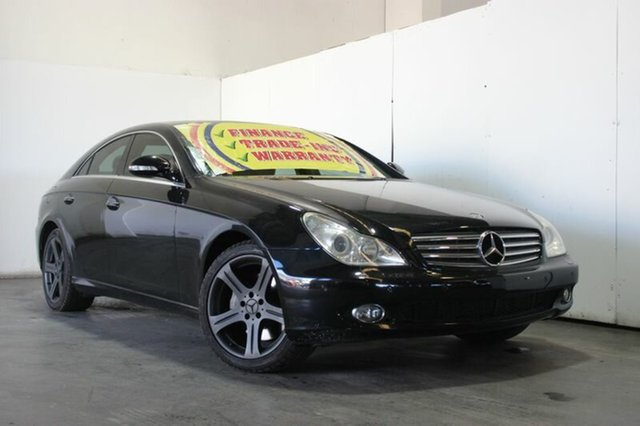 Used Mercedes-Benz CLS 500, Underwood, 2005 Mercedes-Benz CLS 500 Coupe