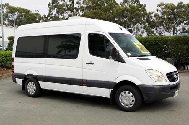Discounted Mercedes-Benz Sprinter Transfer Low Roof, Acacia Ridge, 2009 Mercedes-Benz Sprinter Transfer Low Roof NCV3 MY09 Bus