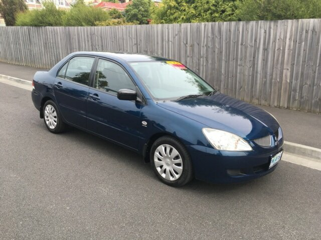 Used Mitsubishi Lancer ES, North Hobart, 2006 Mitsubishi Lancer ES Sedan