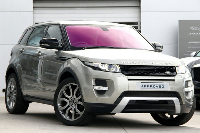 Discounted Used Land Rover Range Rover Evoque SI4 Dynamic, Gardenvale, 2014 Land Rover Range Rover Evoque SI4 Dynamic Wagon