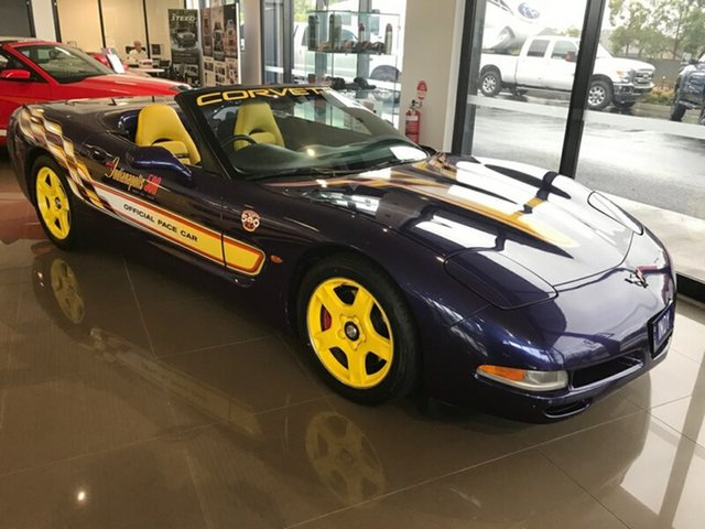 Discounted Used Chevrolet Corvette, North Lakes, 1998 Chevrolet Corvette Convertible
