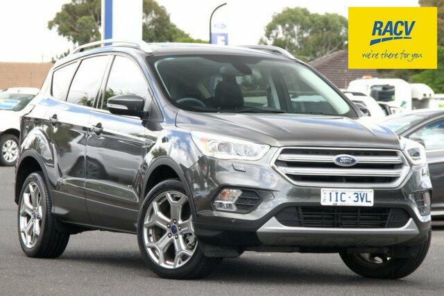 Demonstrator, Demo, Near New Ford Escape Titanium AWD, Hoppers Crossing, 2017 Ford Escape Titanium AWD Wagon