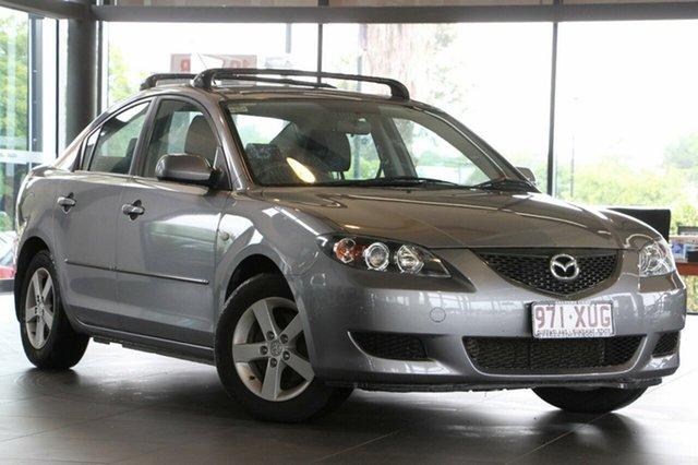 Used Mazda 3 Maxx Sport, Moorooka, Brisbane, 2004 Mazda 3 Maxx Sport Sedan