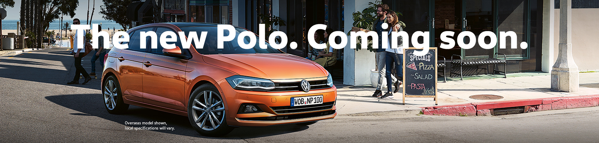 New Polo - Coming Soon