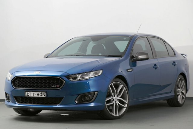 Used Ford Falcon XR6 Turbo, Narellan, 2015 Ford Falcon XR6 Turbo Sedan