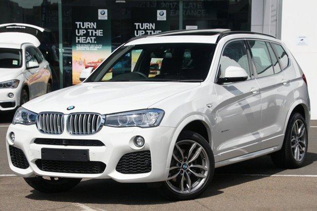 Used BMW X3 xDrive 30d M-Sport, Brookvale, 2017 BMW X3 xDrive 30d M-Sport Wagon