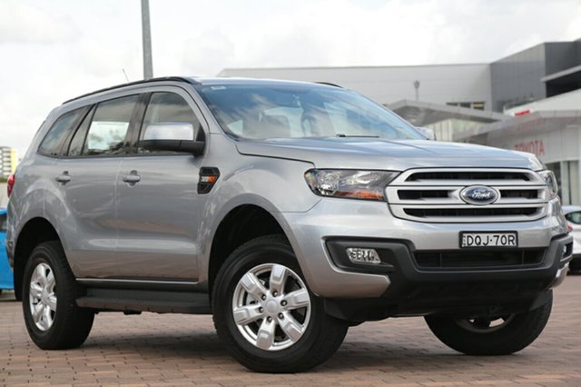 Discounted Used Ford Everest Ambiente RWD, Warwick Farm, 2017 Ford Everest Ambiente RWD SUV
