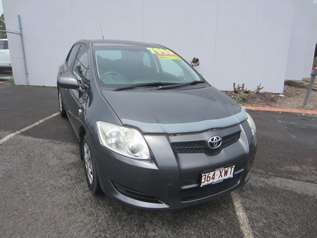 Used Toyota Corolla Ascent, Alexandra Headland, 2007 Toyota Corolla Ascent Hatchback