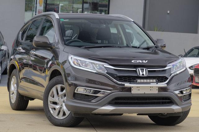 Used Honda CR-V VTi-S 4WD, Moorooka, Brisbane, 2015 Honda CR-V VTi-S 4WD Wagon