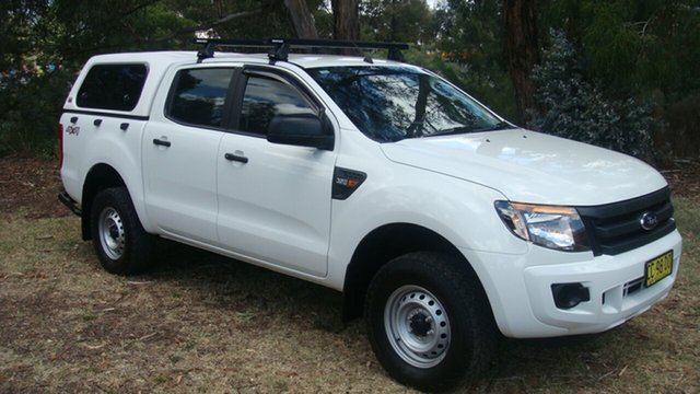 Used Ford Ranger XL Double Cab, Queanbeyan, 2014 Ford Ranger XL Double Cab Utility