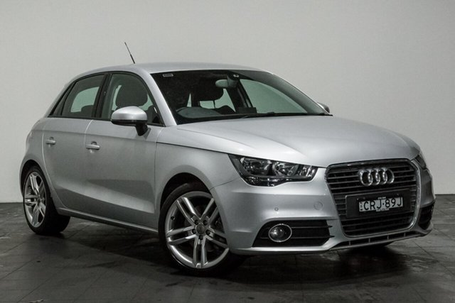 Used Audi A1 Ambition Sportback S tronic, Rozelle, 2013 Audi A1 Ambition Sportback S tronic Hatchback