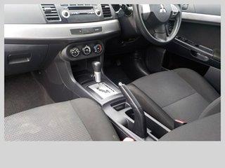2008 Mitsubishi Lancer ES Sedan.