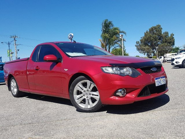Used Ford Falcon XR6 Ute Super Cab, Morley, 2010 Ford Falcon XR6 Ute Super Cab Utility
