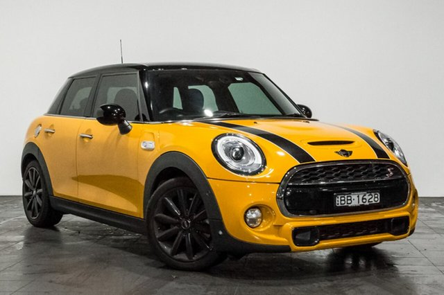 Used Mini Hatch Cooper S, Rozelle, 2015 Mini Hatch Cooper S Hatchback