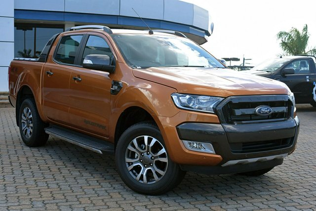 Discounted New Ford Ranger Wildtrak Double Cab, Southport, 2017 Ford Ranger Wildtrak Double Cab Utility