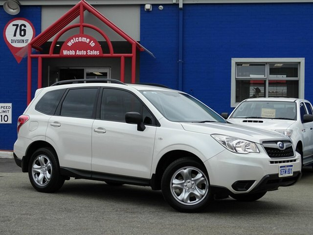 Discounted Used Subaru Forester 2.5i Lineartronic AWD, Welshpool, 2013 Subaru Forester 2.5i Lineartronic AWD Wagon