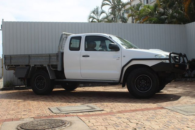 Used Toyota Hilux SR Xtra Cab, Cairns, 2009 Toyota Hilux SR Xtra Cab Cab Chassis