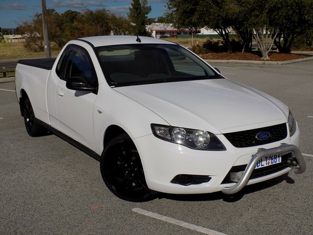 Used Ford Falcon Ute Super Cab, Maddington, 2010 Ford Falcon Ute Super Cab Utility