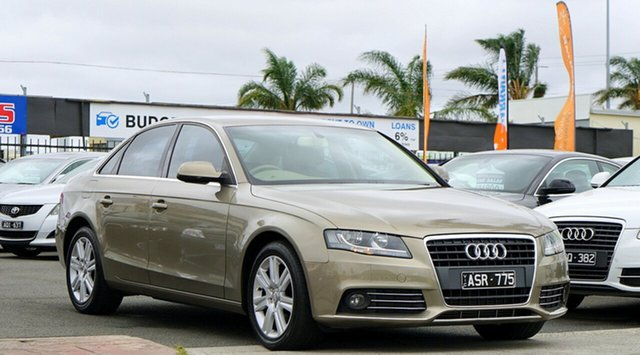 Used Audi A4 Multitronic, Cheltenham, 2010 Audi A4 Multitronic Sedan