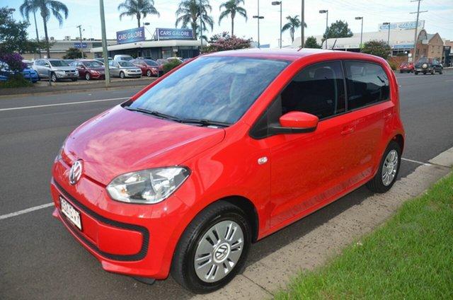 Used Volkswagen UP!, Toowoomba, 2012 Volkswagen UP! Hatchback