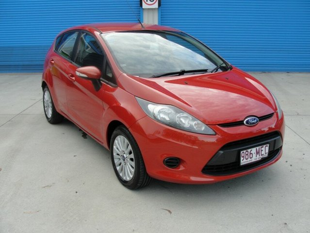 Used Ford Fiesta CL, Ashmore, 2011 Ford Fiesta CL Hatchback