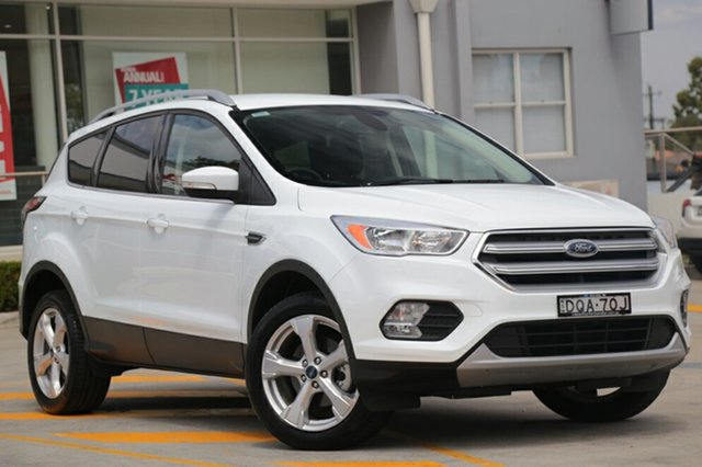 Discounted Used Ford Escape Trend 2WD, Narellan, 2017 Ford Escape Trend 2WD SUV