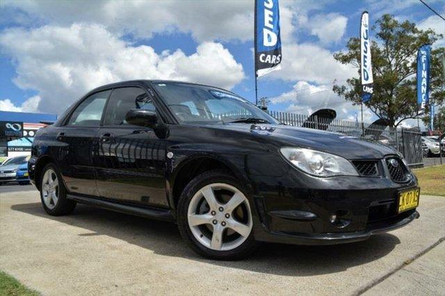 Used Subaru Impreza R, Mulgrave, 2006 Subaru Impreza R Sedan