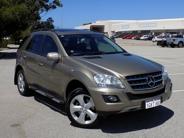 Used Mercedes-Benz ML320 CDI Luxury, Maddington, 2009 Mercedes-Benz ML320 CDI Luxury Wagon