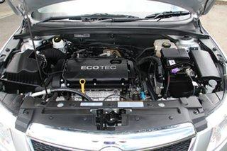 2011 Holden Cruze CDX Sedan.