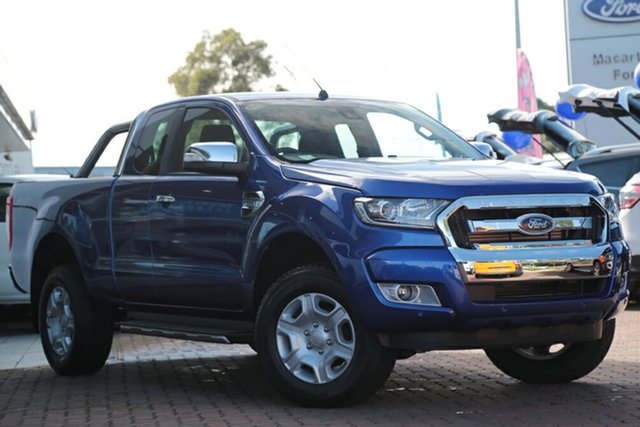 Discounted New Ford Ranger XLT Super Cab, Narellan, 2018 Ford Ranger XLT Super Cab Utility