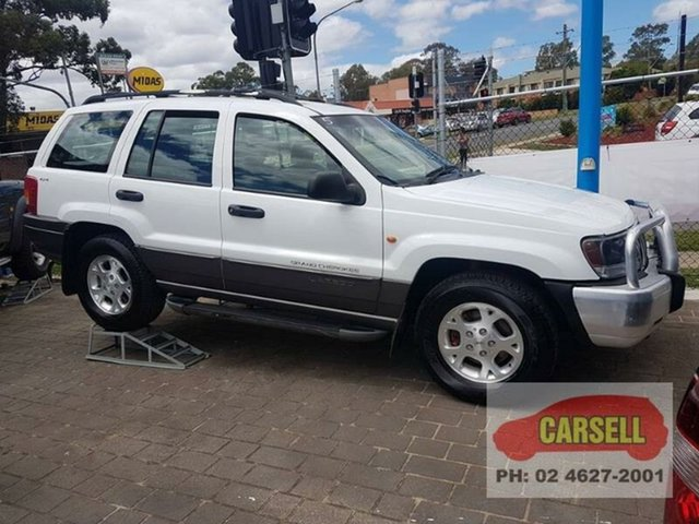 Used Jeep Grand Cherokee Laredo, Campbelltown, 2000 Jeep Grand Cherokee Laredo Wagon