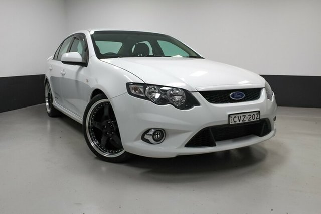 Used Ford Falcon XR6, Hamilton, 2011 Ford Falcon XR6 Sedan