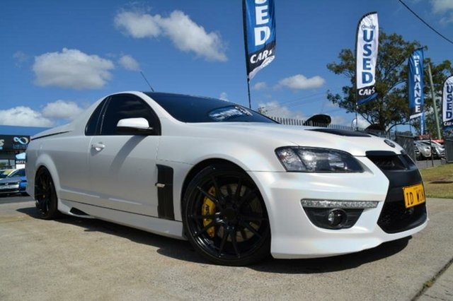 Used Holden Special Vehicles Maloo R8, Mulgrave, 2012 Holden Special Vehicles Maloo R8 Utility