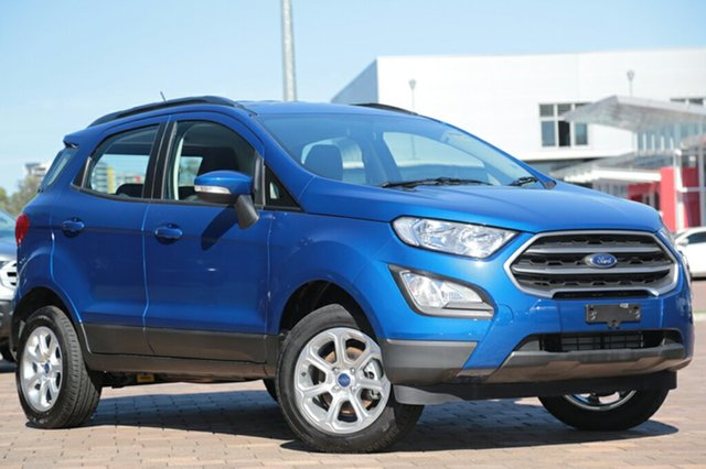 Discounted Demonstrator, Demo, Near New Ford Ecosport Trend, Warwick Farm, 2017 Ford Ecosport Trend Wagon