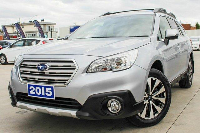 Discounted Used Subaru Outback 2.5i CVT AWD, Coburg North, 2015 Subaru Outback 2.5i CVT AWD Wagon