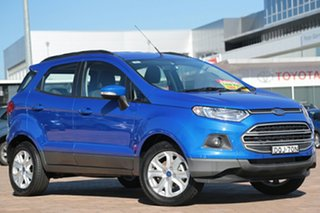 2017 Ford Ecosport Trend PwrShift SUV.